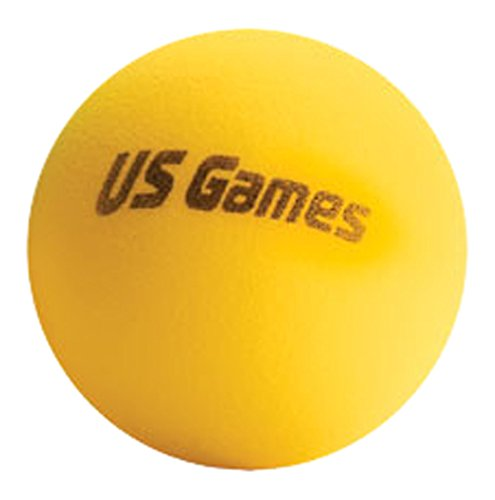 Us Games Uncoated Economy Foam Balls product image