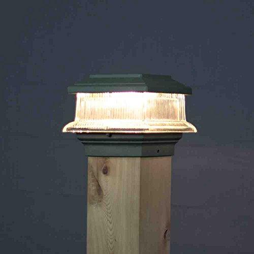 Outdoor Deck Post Top Lights - 8