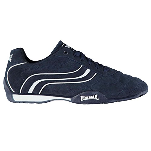 À Lonsdale Suede Sport Navy Tennis Camden Lacets Hommes Chaussures Casual Baskets Casual PrwOIPq