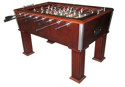 Halex 50570 Pillar Wood Foosball Table Game