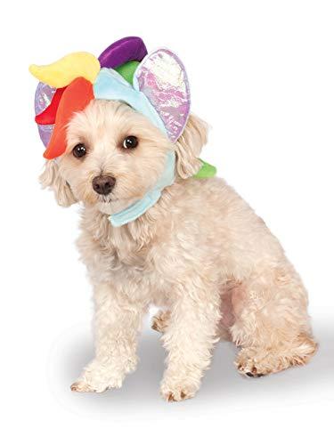 Rubie's My Little Pony Rainbow Dash Hood Pet Costume, Medium/Large ()