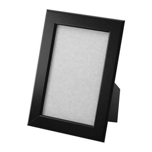 Ikea Frame 4 X 6 Black Photo Picture Black