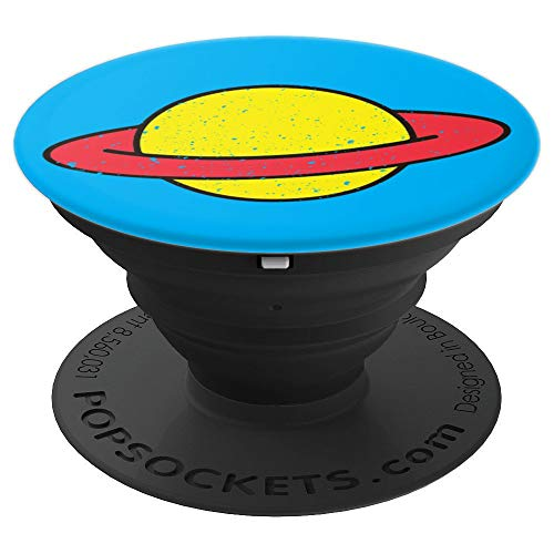 Funny Gift for Kids Halloween Costume Distressed Style PopSockets Grip and Stand for Phones and Tablets ()