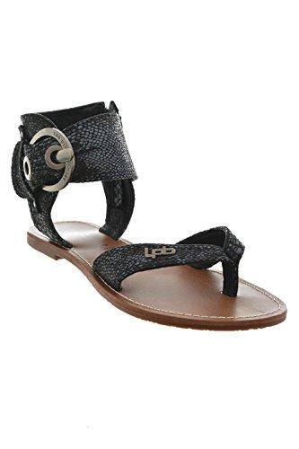 Nu-Sandalias pies p 'tites bombes thalie, color negro