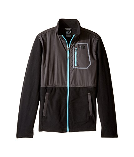 The North Face Boy`s Peril Glacier Microfleece Track Jacket (Big Kids) by The North Face