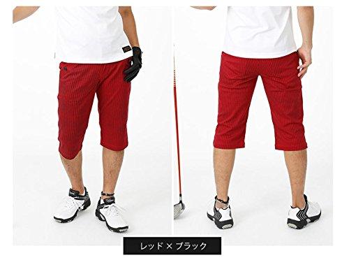【NewEdition GOLF】ストレッチ チェックスマート?ショートパンツ ハーフパンツ リゾートゴルフパンツ 小さいサイズ~大きいサイズ NEG-021