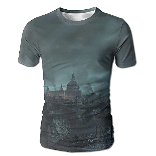 Mens Dark Castle London Unisex Gym Short-Sleeve Baseball Tshirts Top Sports Quick-drying Baseball Shirts Size - Shops Hawaii Big Kings Island