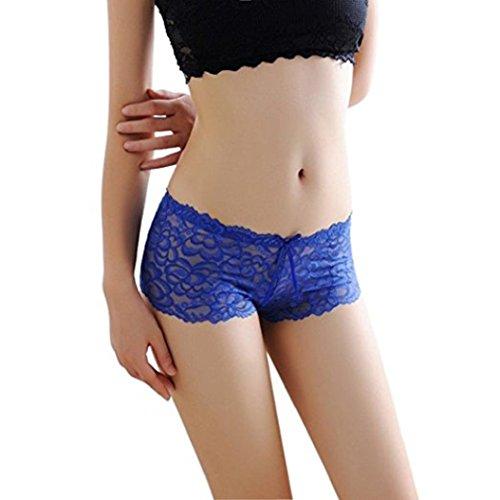 meizu88 - Shorts - para mujer Azul