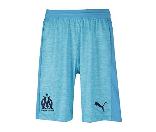 Pantalon Short Jogging Inner Without Marseille Original Azur Bleu De Slip Olympique Puma Homme Atxqw8a8