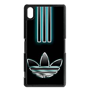 Simple Creative Adidas Logo Phone Case for Sony Xperia Z2 Adidas Pattern Series Shockproof Cover Phone Case