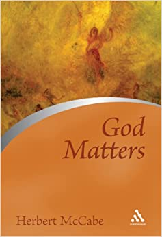 Book God Matters (Continuum Icons Series)