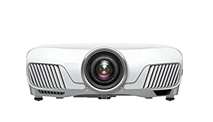 Epson EH-TW8300 1080P 3LCD Home Theater Projector 4K Ehnace (2 Pcs 3D  glasses included )