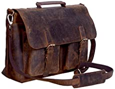 bcd692918c6d 11 Best Men s Leather Messenger Bags That Are Just Gorgeous  2019