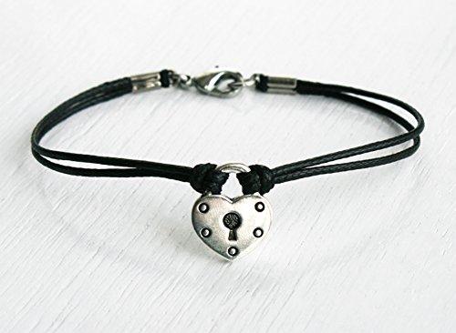 Lock Bracelet Anklet
