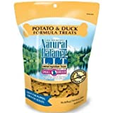 Cheap Natural Balance L.I.T. Limited Ingredient Small Breed Dog Treats 8 oz. 1 1/8″ Length Potato & Duck Grain-Free Limited Ingredient Diets Natural (pack of 2)