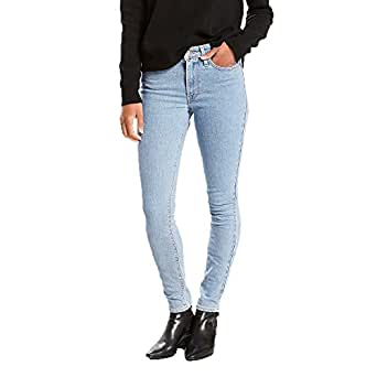 Levi's Women's 721 High Rise Skinny Jeans, Vintage Blues, 25 32