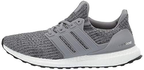 adidas Men's Ultraboost, Grey/Black, 4.5 M US by adidas (Image #5)