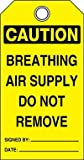 Beaed - CAUTION Breathing Air Supply