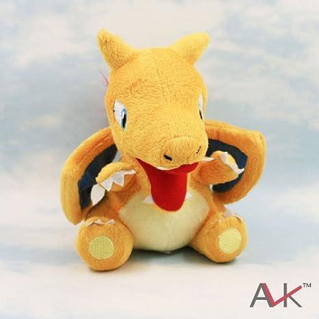 Amazon.com: Pokémon OR/AS Charizard 14 cm or 6 Inch Poké ...