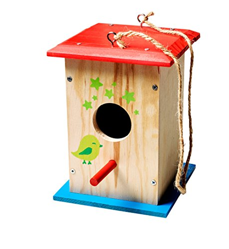 Stanley Jr. Birdhouse Wood Building Kit