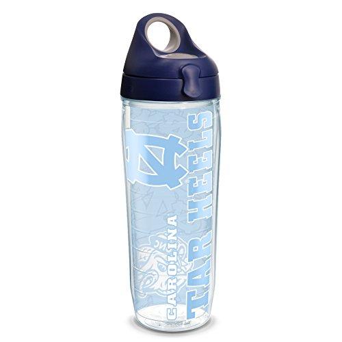 Tervis North Carolina Univ College Pride Wrap 24oz Water Bot