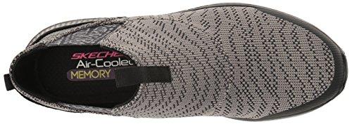 Scarpe da ginnastica Skechers Sport Orbita da Donna, Grigio / Nero