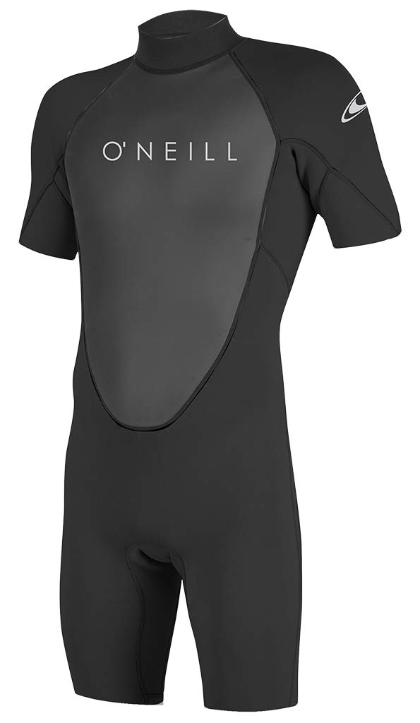 O'NEILL Men's Reactor-2 2MM Back Zip S/S Spring Wetsuit by O'Neill Wetsuits