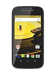 Motorola Moto E (2nd Generation) 8 GB - Global GSM Unlocked Phone - Black