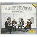 Ludwig van Beethoven: The Early String Quartets - Melos Quartett