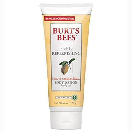 Burt's Bees Richly Replenishing Cocoa & Cupuaca Butters Body Lotion Burt's Bees