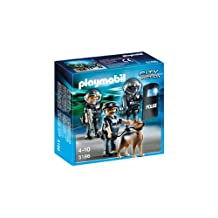Playmobil Police Special Forces Unit