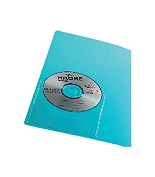 Unipapel 479ACD10 - Pack de 100 fundas para CD/DVD: Amazon.es: Oficina y papelería