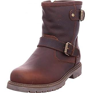 Panama Jack Felina Igloo, Women's Ankle Boots Ankle boots, Brown (Chestnut B20), 3 UK (36 EU) 1