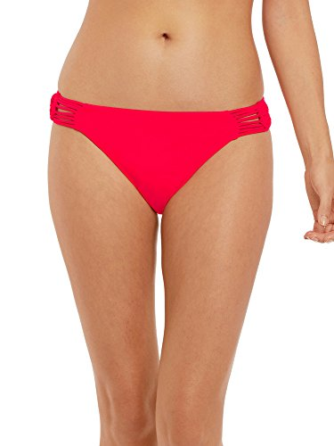 Freya Women's Macramé Rio Style Low Rise Brief, Tropical Punch, M
