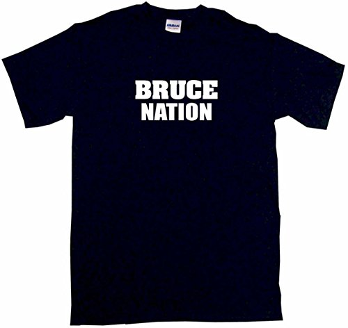 Bruce Nation Men's Tee Shirt - Jersey Shore Attire