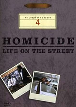 Amazoncom Homicide Life On The Street The Complete