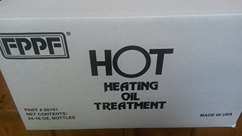 Treatment Case (HOT 4-in-1 Heating Oil Treatment, Case of 24 bottles, 16 ounces each)