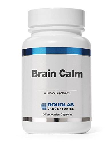 (Douglas Laboratories - Brain Calm - Blend of Amino Acids and Nutrients to Promote A Calmer Brain* - 60 Capsules)