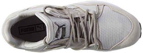 Puma Unisex-Erwachsene Blaze Low-Top, 42.5 EU Grau (gray violet-puma white 02)