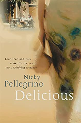 book cover of Delicious