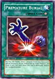 YuGiOh Fury from the Deep Structure Deck Premature Burial SD4-EN017 Common [Toy]