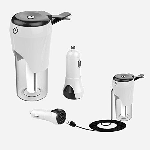 iSunnao USB Air Humidifier Car product image