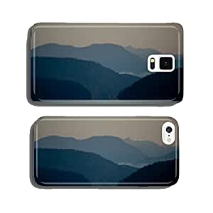 Mountains fjords in Desolation Sound, cell phone cover case iPhone6 Plus
