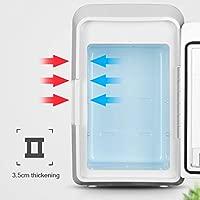 ADAHX Congelador de automóviles 12L de Alta Capacidad, Caja de ...