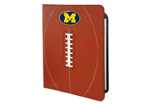 Michigan Portfolio - NCAA Michigan Wolverines Michigan Wolverines Classic Football Portfolio - 8.5