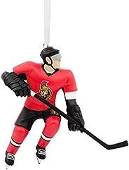 Hallmark Christmas Ornament, NHL Ottawa Senators