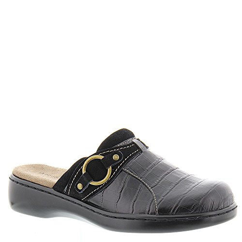 ARRAY Lyric Women's Slip On 8.5 2A(N) US Black-Crocodile