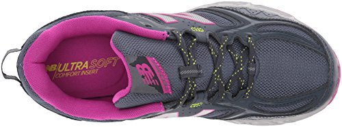 New Balance Womens Wt510rs3 Trail Running Scarpe Grigio Scuro