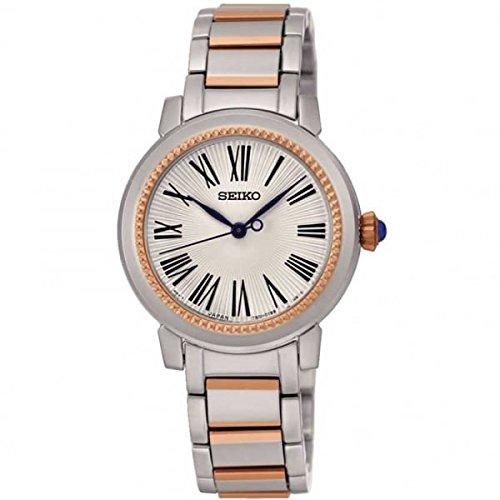 Reloj Seiko Ladies Srz448p1 Mujer Blanco