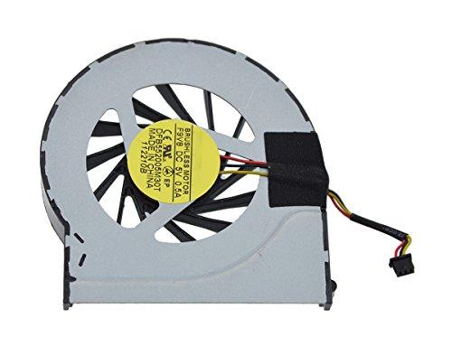 iParaAiluRy New Laptop CPU Cooling Fan for HP Pavilion DV6-3000 DV6T-3000 dv6-3163cl dv6- dv7t-4100 CTO dv7-4000 KSB0505HA-9J99